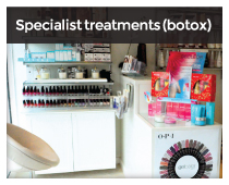Specialist treatments